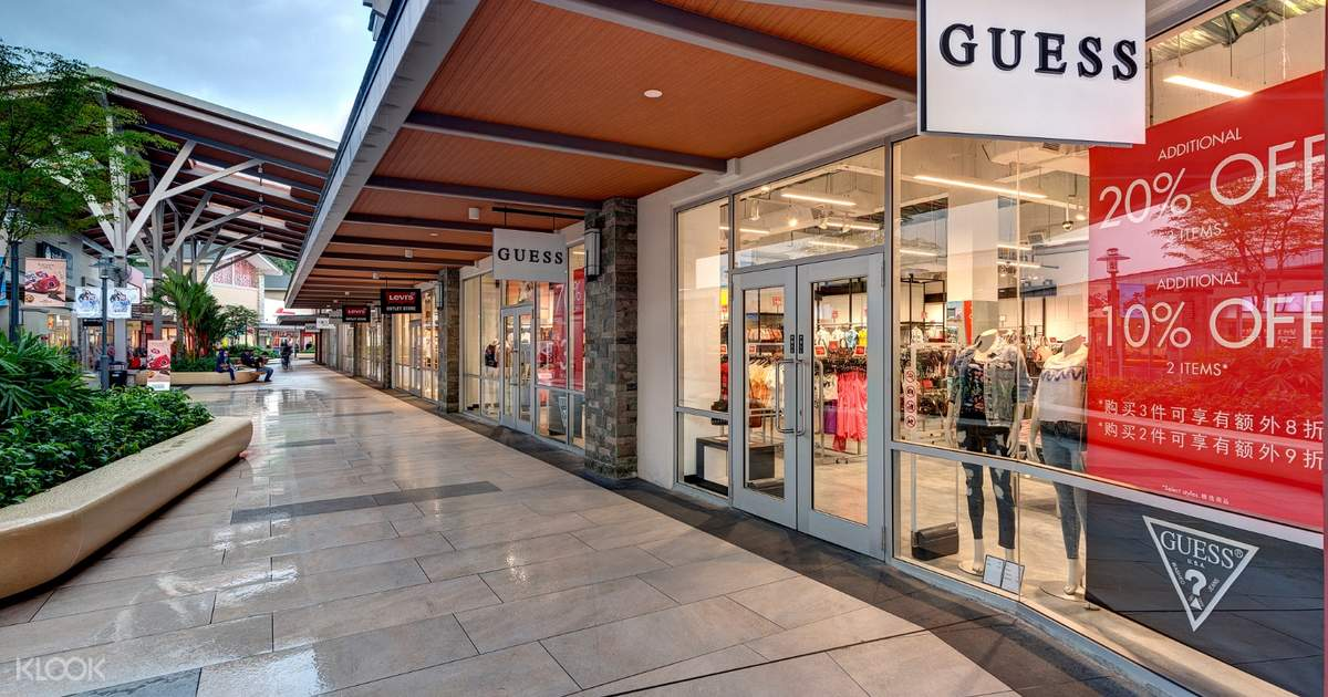Premium Outlets Savings Passport for Genting Highlands